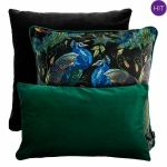 VELVET mała pufa welurowa polski design Mebloscenka Throw Pillows, Bed, Interior, Toss Pillows, Cushions, Stream Bed, Indoor, Decorative Pillows, Interiors