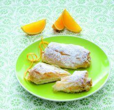 Mini strudel di pasta fillo con ricotta e miele - Tutte le ricette dalla A alla Z - Cucina Naturale - Ricette, Menu, Diete