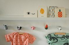 Farm Animals. Coathook. Design: Jorine Oosterhoff
