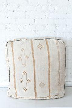 Moroccan Floor Pillows | Patina