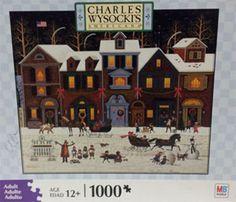 Series 12 #6: A Merry Christmas Street
