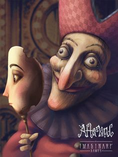 Afterland by Imaginary Games - Collectible Cards on Behance