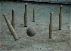 The asturian bowls is a sport very tipical in asturias, many people practice this sport that is a bit complicated to play. It's played with nine balls and bowls, each with a different puntuation.