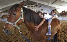 Equine Therapy as Cerebral Palsy Treatment