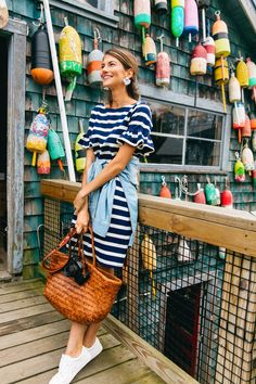 Watson Striped Dress