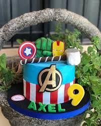49 Birthday Cakes Your Little Avenger Will Want to Hulk Smash Their Face Into Kids Birthday Themes, 4th Birthday Parties, Boy Birthday, Avengers Birthday Cakes, Bts Cake, Marvel Cake, Avenger Cake, Cakes For Boys, Themed Cakes