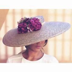 Parce qu'un chapeau de paille, c'est toujours beau