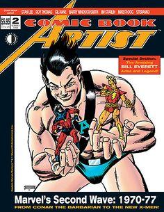 Comic Book Artist 02 - Click Image to Close