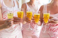 Westphotography details Flute, Wedding Details, Champagne, Bridesmaid, Bridal, Tableware, Dresses, Maid Of Honour, Vestidos
