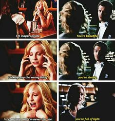 Klaus is the greatest. Case in point.