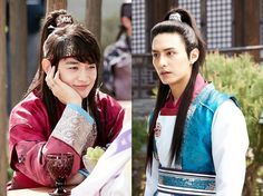 """Hwarang"" Fire Minho vs Ice Do Ji-han"