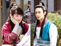 """""""Hwarang"""" Fire Minho vs Ice Do Ji-han"""