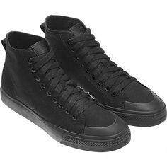 Hommes Nizza Hi Classic 78 Shoes, Black / Black, zoom