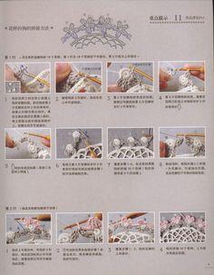 2013 pizzo gancio incantevoli articoli tridimensionale ---- 100 modelli di oggetti di piccole dimensioni