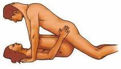 Posturas para el sexo: La Profunda - 8 pasos - unComo