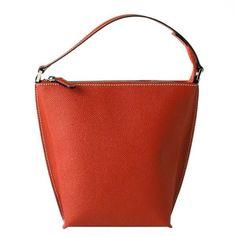 Pierotucci Italian Leather bucket handbag