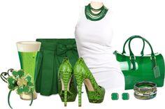 Celebrating St Patrick's day