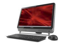 Toshiba apresenta novos desktops tudo em um com Ivy Bridge
