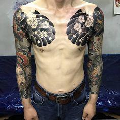 "1,882 lượt thích, 28 bình luận - tattooist  maroo (@ym_horimaroo) trên Instagram: ""in progress"""