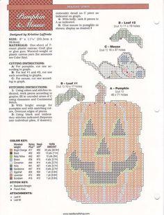 Pumpkin & Mouse 2/2