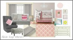 Like this a lot for my new baby's nursery.