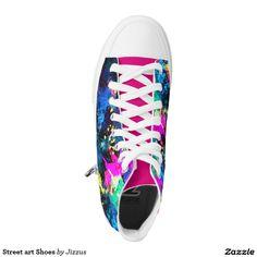 Street art Shoes