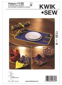 K1135 | Kwik Sew Patterns | Sewing Patterns