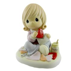 Precious Moments Sending All My Love To You Figurine