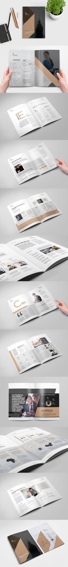 8 Best Brochures Images On Pinterest In 2018 Business Brochure
