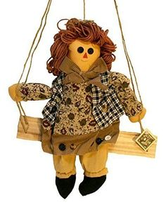 Raggedy Ann Doll Lookalikes - Cloth Doll 15 Inches Girl Plush Rag Doll -- You can get more details here : Collectible Dolls for Home Decor