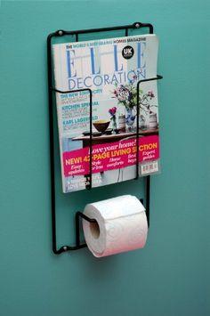 ZHG porte-papier toilettes & rollMag support de rangement PUHLMANN…