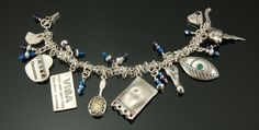 Seven Deadly Sins Bracelet by Pam East