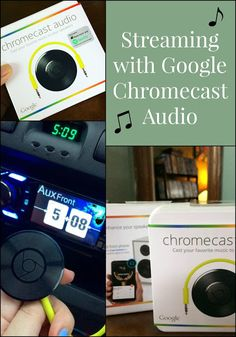 Western New Yorker: Streaming with Google Chromecast Audio
