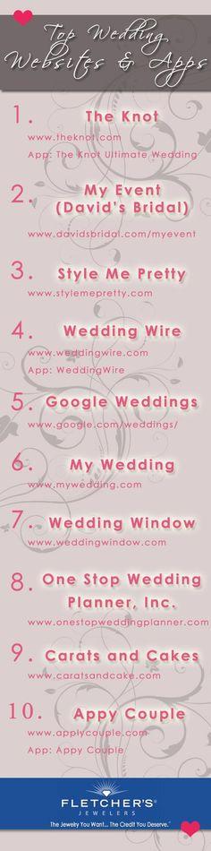 wedding planning apps best photos - wedding planning  - cuteweddingideas.com