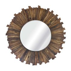 $268 Bound to Nature I Decorative Mirror by Gild
