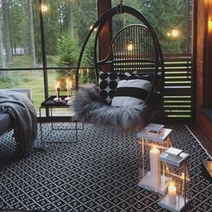 Small Modern Home, Cottage Interiors, Cozy Cottage, Scandinavian Home, Small Patio, Dream Decor, My Dream Home, Interior Inspiration, Decoration