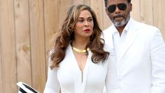 """Solange's wedding last weekend looked like a truly joyous occasion, and she sparkled with happiness in every photo. But there was one person in attendance whose radiance rivaled that of Solange, and no, it was not Beyoncé. It was Tina Knowles, Mother to the Bride, Queen of Everything. (And by """"everything,"""" I mean """"#everything."""")"""