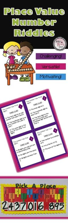 Worksheets Palindrome Riddles Worksheet brain teasers riddles and on pinterest place value three clues