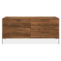 Room & Board - Kenwood 72w 20d 33h Six-Drawer Dresser