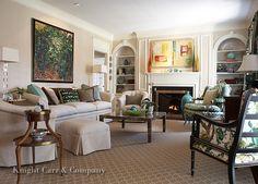Greensboro Interior Designers | Knight Carr & Company | NC Design