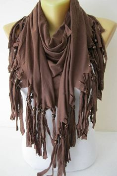 Trend Scarf-Brown Scarf Shawls-Scarves-gift Ideas For Her