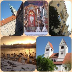 Beautiful Munich, Germany! Love the architecture, and the swans...#travel #Europe