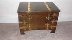 On sale now at my webstore! Pls see www.cashelantiques.com for details Hope Chest, Modern Interior, Storage Chest, Create Your Own, Antiques, Home Decor, Style, Antiquities, Swag