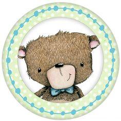 Stacey Yacula bear round
