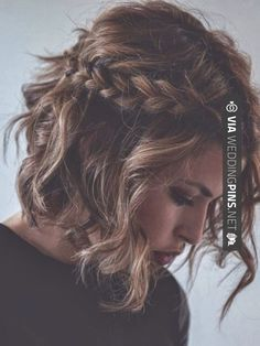 Fantastic - fun & casual | CHECK OUT SOME AMAZING TEMPLATES FOR GREAT Simple Wedding Hair HERE AT WEDDINGPINS.NET | #simpleweddinghair2015 #simpleweddinghair #weddinghairstyles #weddinghair #hair #stylesforlonghair #hairstyles #hair #boda #weddings #weddinginvitations #vows #tradition #nontraditional #events #forweddings #iloveweddings #romance #beauty #planners #fashion #weddingphotos #weddingpictures