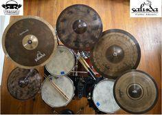 Drum set...