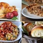 Permalink to: My Thanksgiving Menu Plan: A Step-by-Step Guide to Preparing in Advance