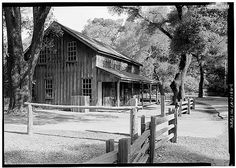 1.  SOUTHEAST SIDE AND NORTHEAST FRONT - Woodside Store, Kings Mountain Road, Woodside, San Mateo County, CA