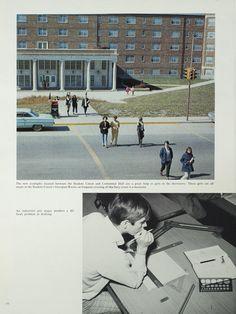 Northeast Missouri State College | The 1970 Echo | Centennial Hall