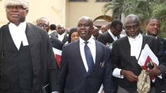 view point: Nigerian judge hits out at man's 90-lawyer defence...